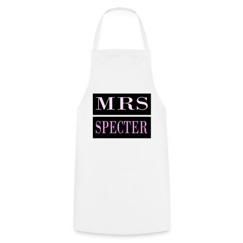 Mrs Specter - für jeden Specter Fan ein Muss! - Kochschürze