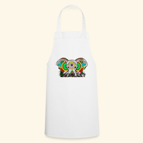 elephant - Kochschürze