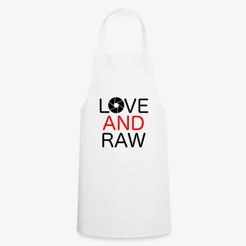 Love Raw - Cooking Apron