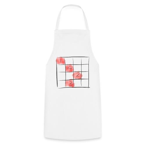 Sudoku puzzle game - Kochschürze