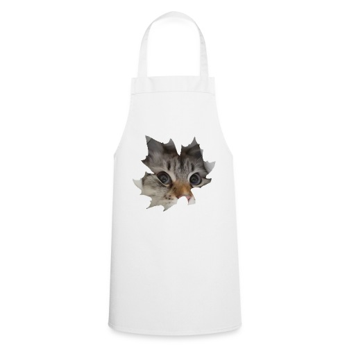 Cat's eyes - Cooking Apron