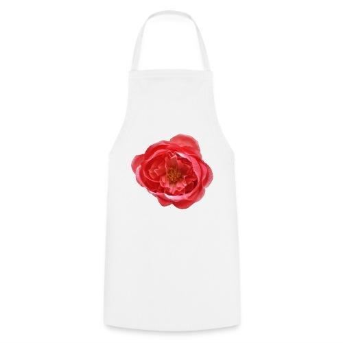Red Rose - Kochschürze