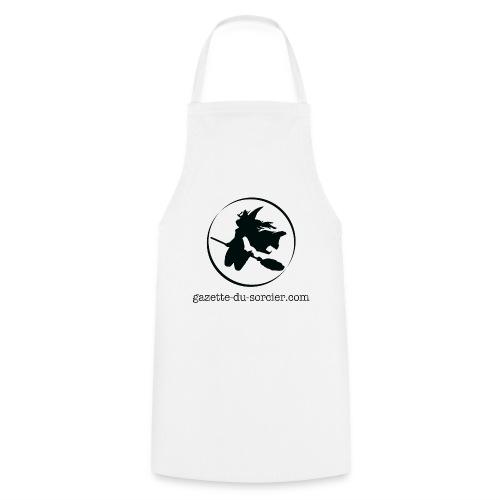 T-shirt logo Gazette - Tablier de cuisine
