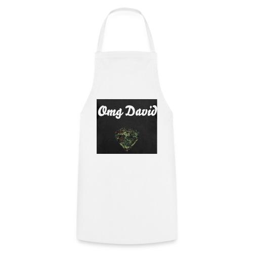 Omg David - Kochschürze