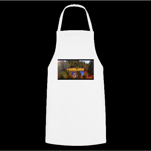 Taza Meriland con web - Delantal de cocina
