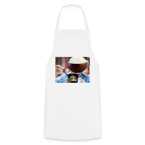Reis für Reis - Kochschürze