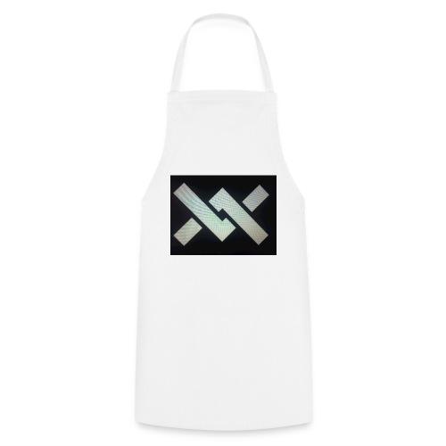 Original Movement Mens black t-shirt - Cooking Apron