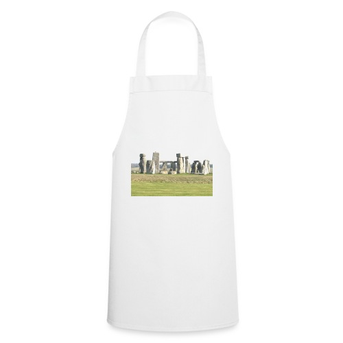 white rocks - Cooking Apron