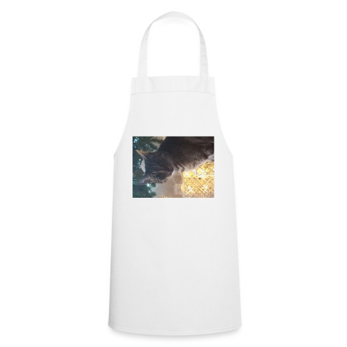 Christmas cat - Cooking Apron
