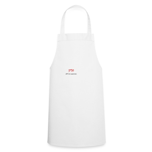 FTO - Cooking Apron