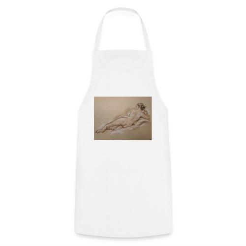 Frauenkörper - Kochschürze