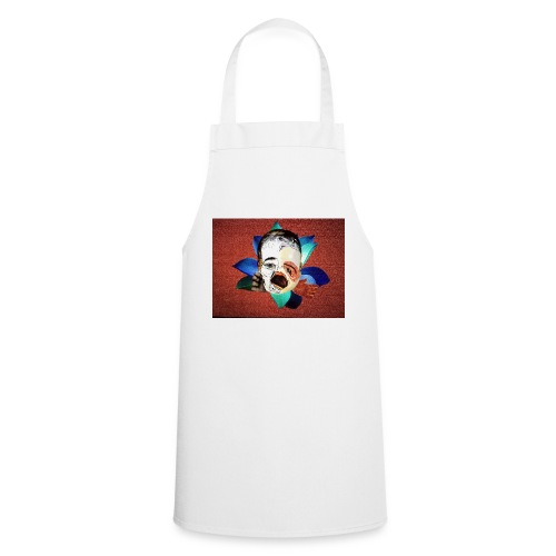 ugly beautiful doll - Cooking Apron