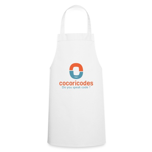 COCORICODES Do you speak code ? - Tablier de cuisine