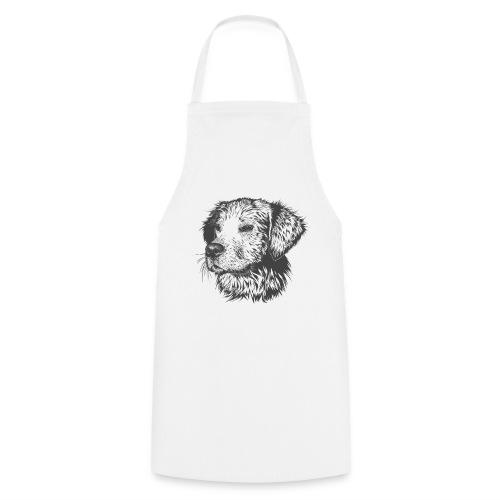 Hund Golen retriever - Kochschürze