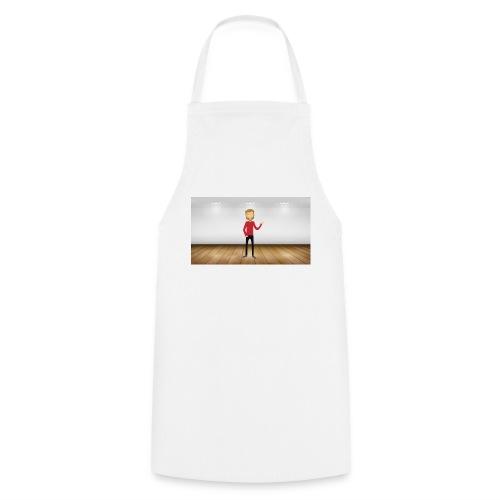 Youtubeman-png - Delantal de cocina