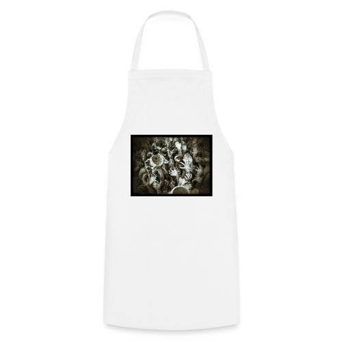 Hell Hands - Grembiule da cucina