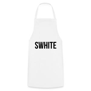 Swhite - Keukenschort