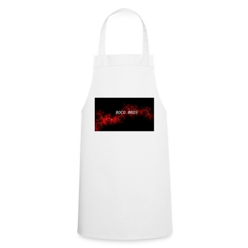 THE NEW LOGO - Cooking Apron