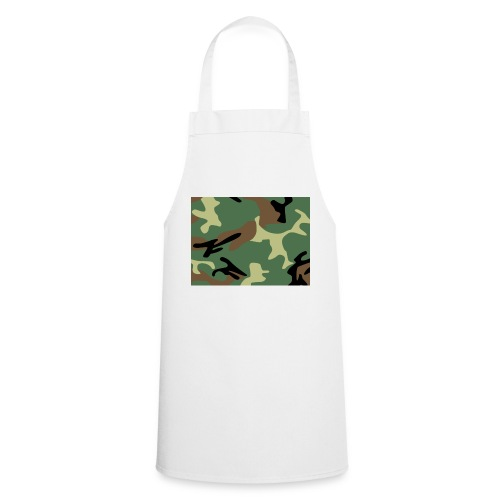 Camo_SJA - Cooking Apron