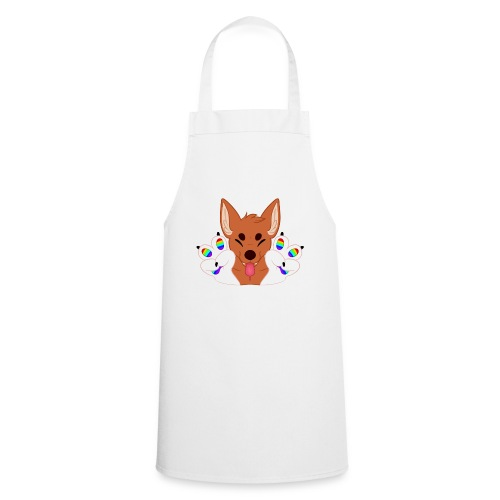 Magic's Gay Peace Fingers - Cooking Apron