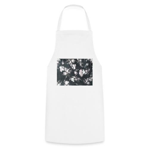 Dark Flowers - Kochschürze