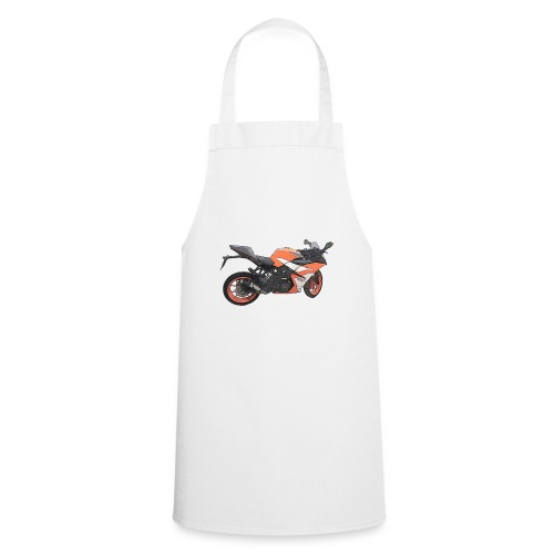 T-shirt Moto - Tablier de cuisine