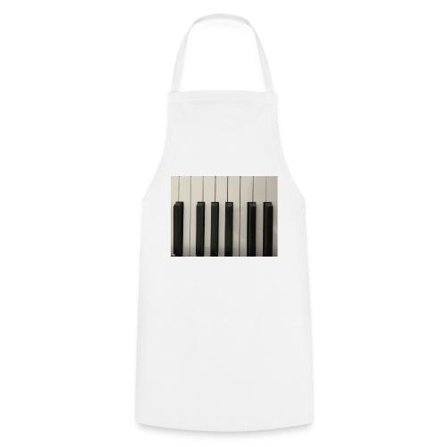 Piano T-Shirt - Kochschürze