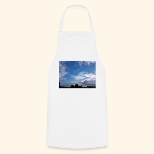 himmlisches Wolkenbild - Kochschürze