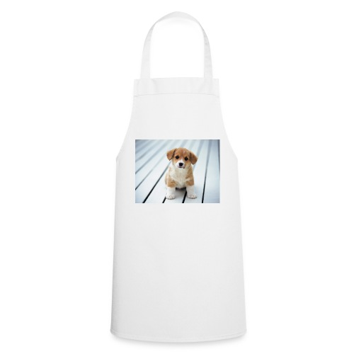 Baby dog Merchindise - Cooking Apron