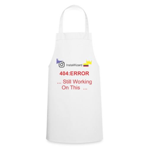 404 - Cooking Apron