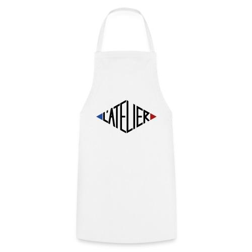 Logo L atelier - Tablier de cuisine