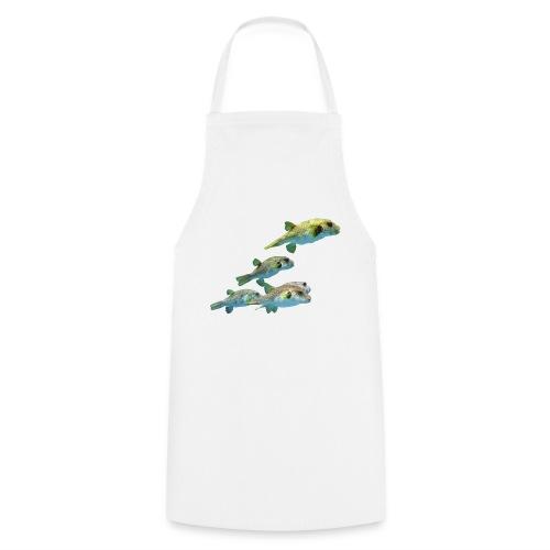 Fische - Kochschürze