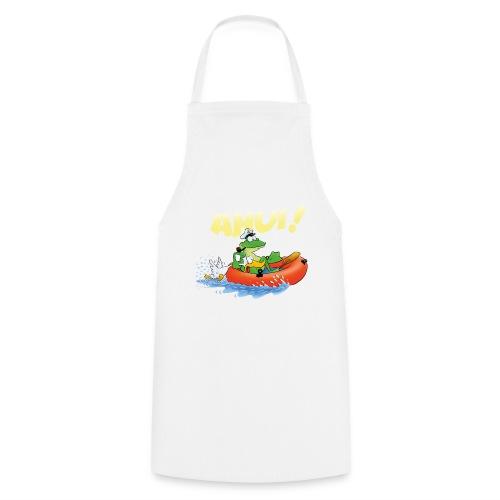 froschspeed ahoi - Kochschürze