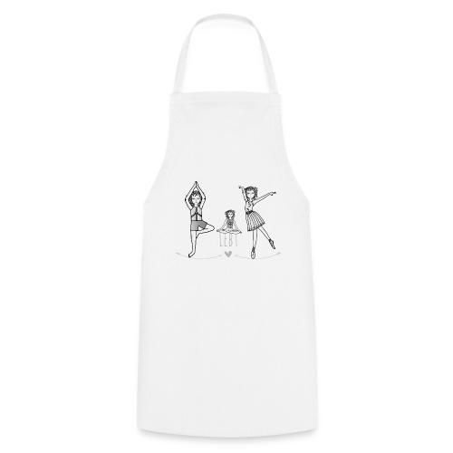 Die Hüterin der Kinder- Bewegung - Kochschürze