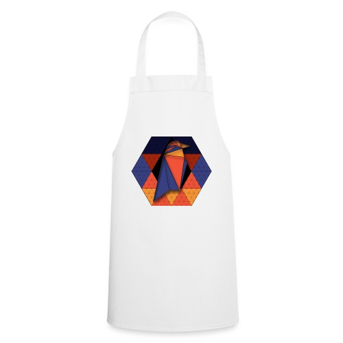 Raven Hexagon - Cooking Apron