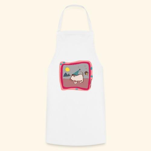 Maus Illustration - Kochschürze