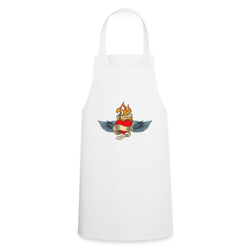 love brings pain - Cooking Apron