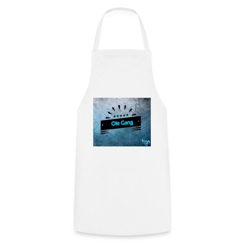 Metallic - Kochschürze