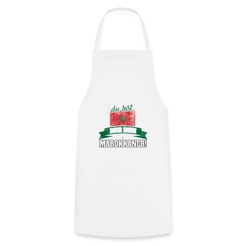 Bist du stolz Marokkanerin zu sein? Dann ist diese - Kochschürze