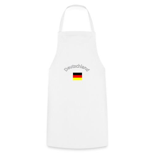 Deutschland Fußball - Kochschürze