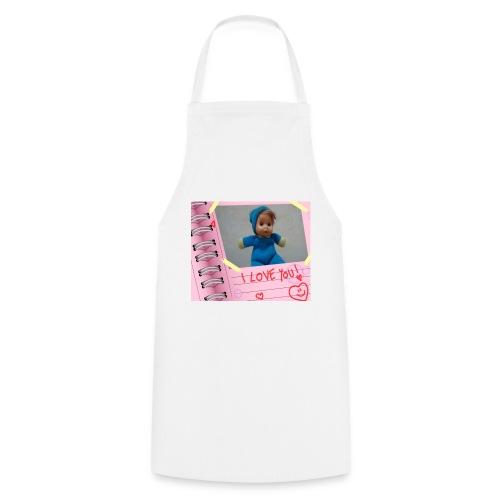 FIAMMIFERINO_LOVE-png - Grembiule da cucina
