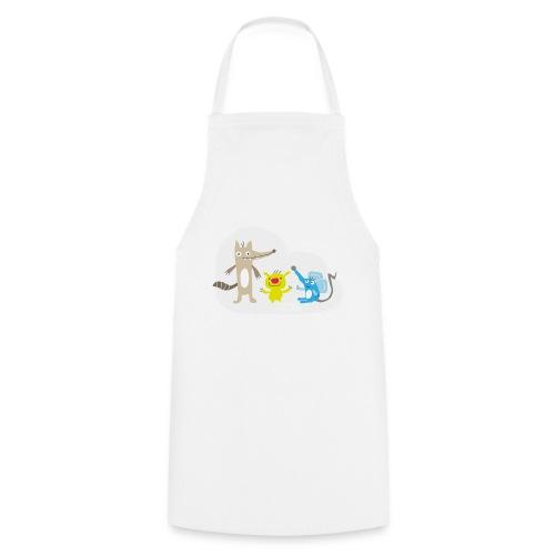 Froehliche Tierchen - Kochschürze