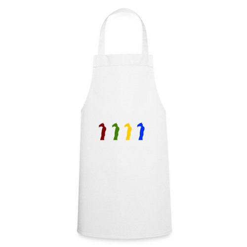 Detective Horis Rainbow - Cooking Apron