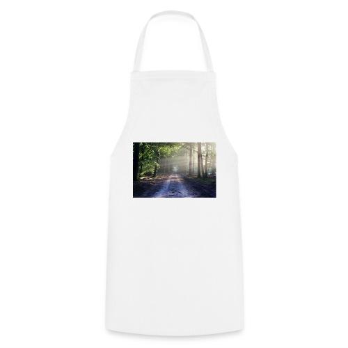 Super Ausblick im Wald Design - Kochschürze