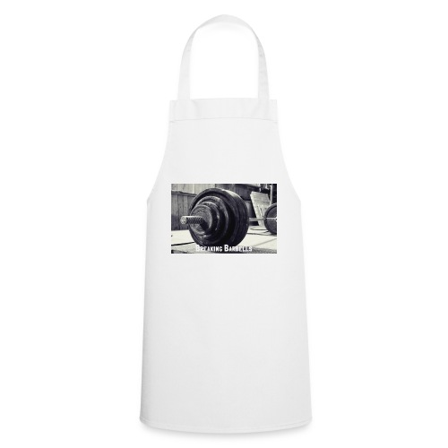 Breaking Barbells - Cooking Apron
