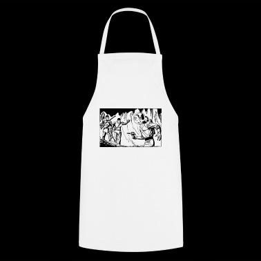 bohater - Fartuch kuchenny