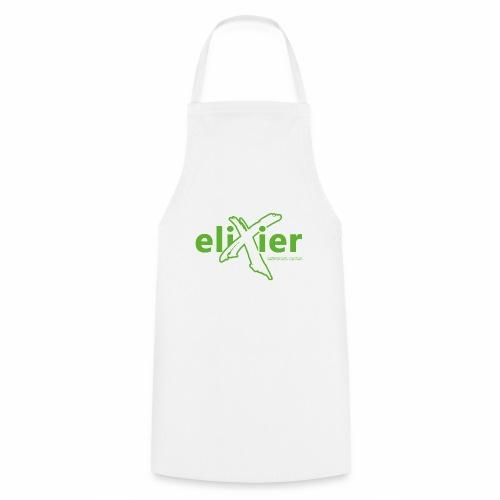 eliXier Logo - Kochschürze
