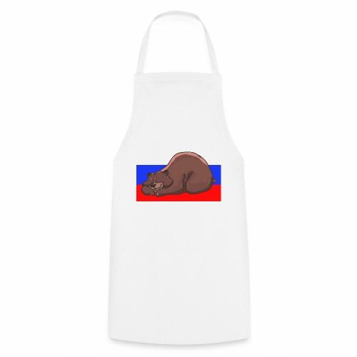 Russian Bear - Kochschürze