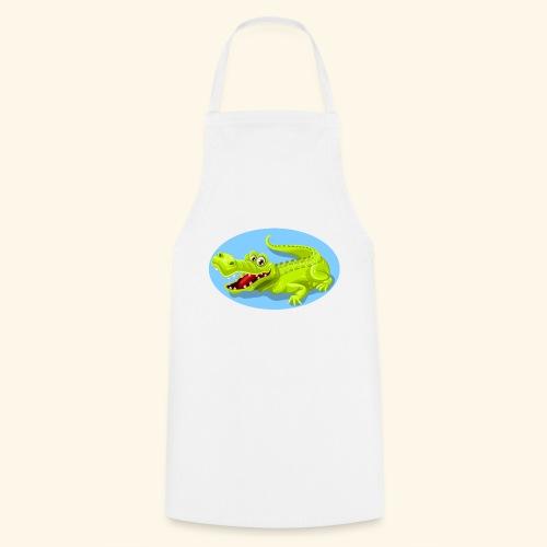 crocodile - Tablier de cuisine