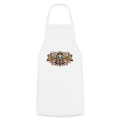 DVE Logo 01 - Das Wappentier - Kochschürze